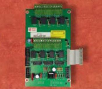 8 ngõ ra rơ-le cho HCP-1008E